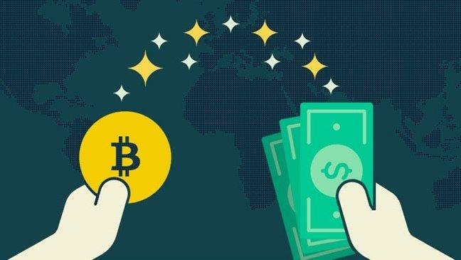 фиат и криптовалюта
